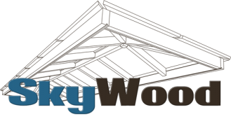 SkyWood Lichtstraten Logo